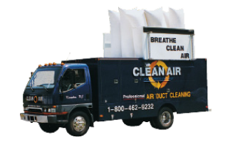 Clean Air Technologies truck